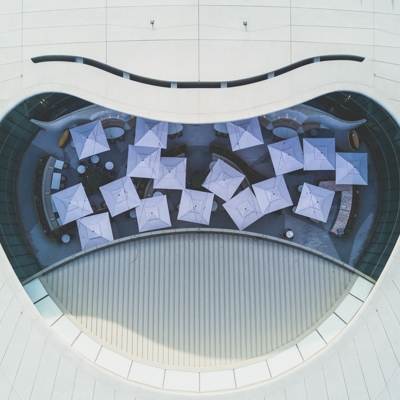 Opera from above