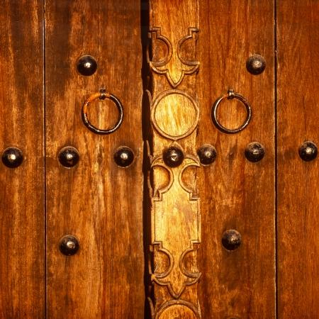 Abstract- Arabic door